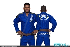 Today on BJJHQ Venum ELITE Blue BJJ Gi - $99